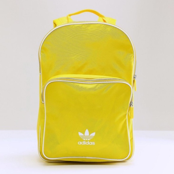 ✨NWT✨Adidas Originals Backpack in Mustard 20a7db8185663